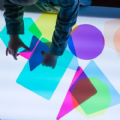 Translucent 2D Shapes,primary school resources,light and sound resources for schools,geometric shapes early years